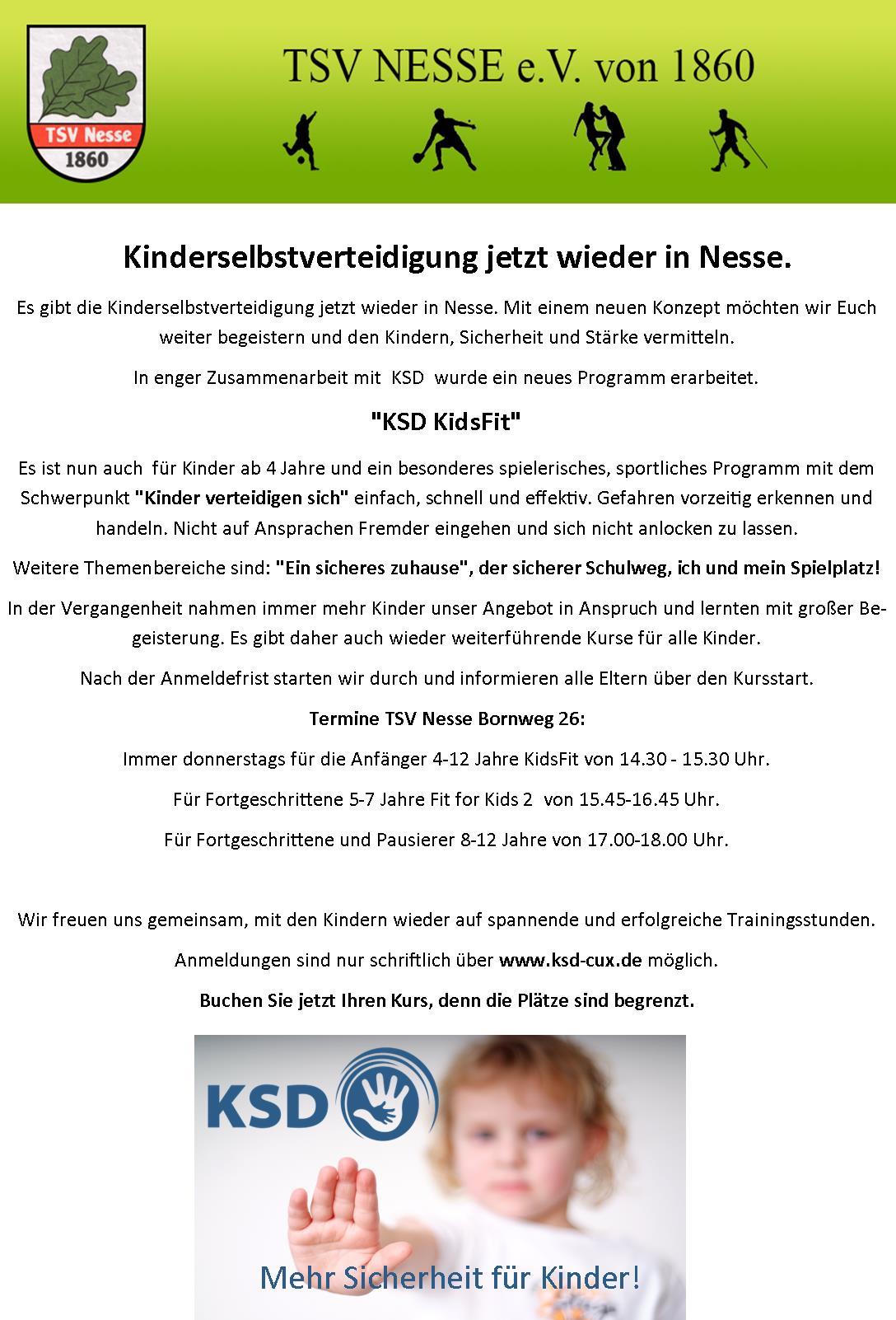 Nesse neuer KSD Flyer