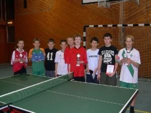 Tischtenniss_Kinder